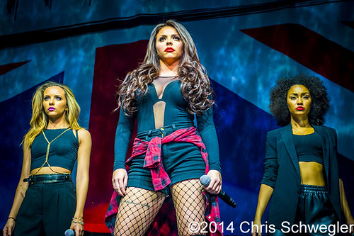Little Mix – 03-13-14 – The Neon Lights Tour, The Palace Of Auburn Hills, Auburn Hills, MI