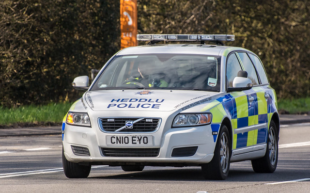 Gwent Roads Policing Tasking Unit (Tango 96) (CN10 EYO)