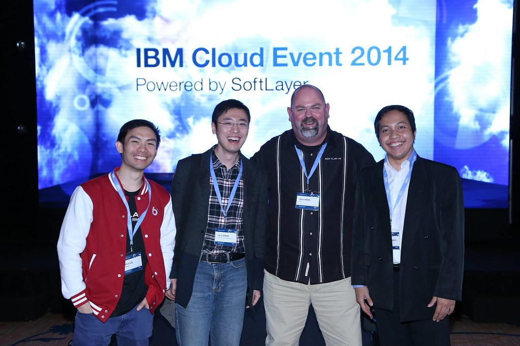 SoftLayer in Hong Kong