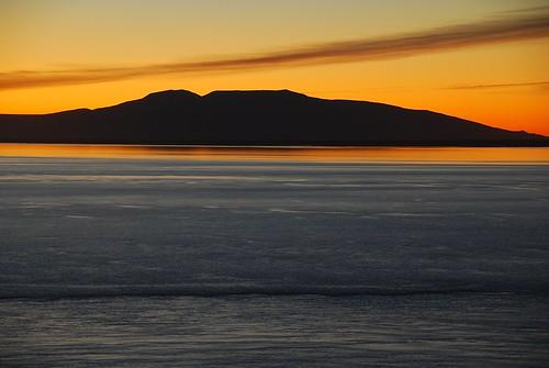 sunset alaska night sleepinglady mountsusitna outstandingromanianphotographers pwpartlycloudy