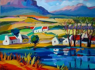Isabel le Roux Ceres Landscape
