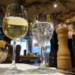 White Wine @ Ristorante Cristina's