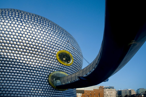UK - Birmingham - Selfridges 03