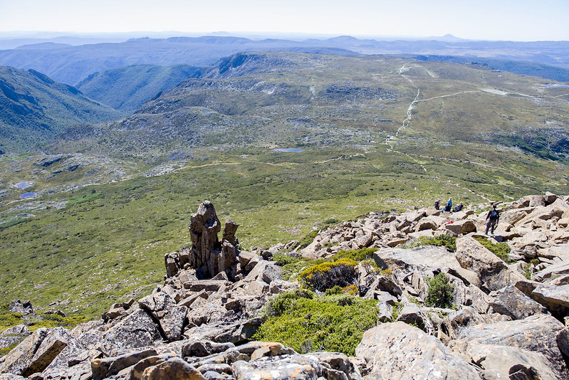 Cradle Mountain Summit