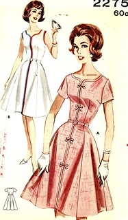 Butterick 2275 dress