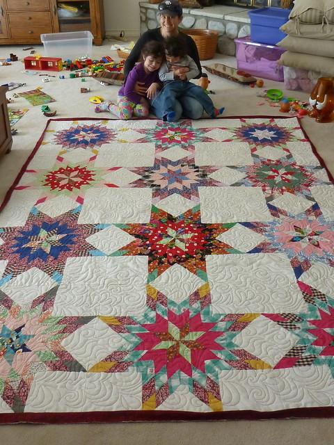 Mitzi's Grandma's Quilt