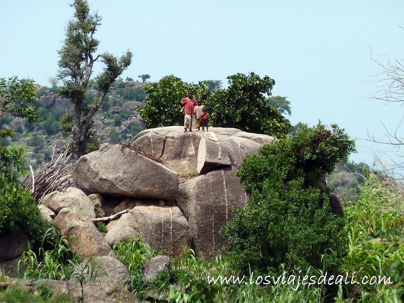 trekking monte ziver