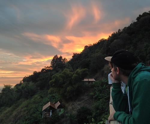 sunset me newcastle bluemountains jamaica saintandrew mountedge eitscafe