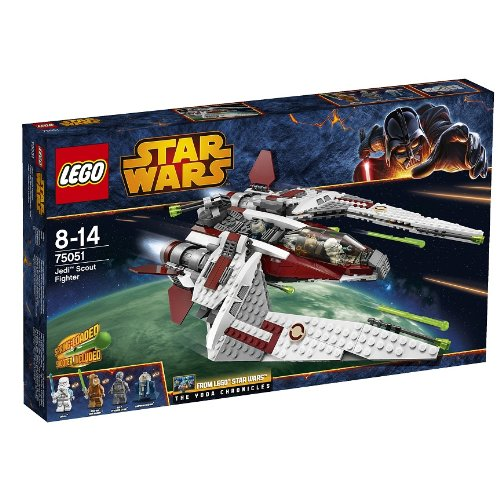 LEGO Star Wars 75051 Front