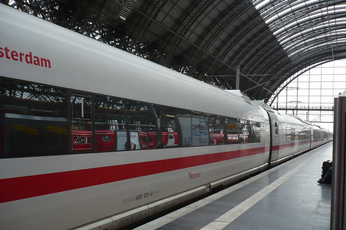 Frankfurt - main station