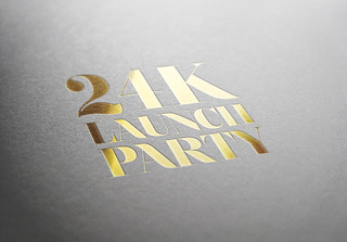 24K. Launch Party.