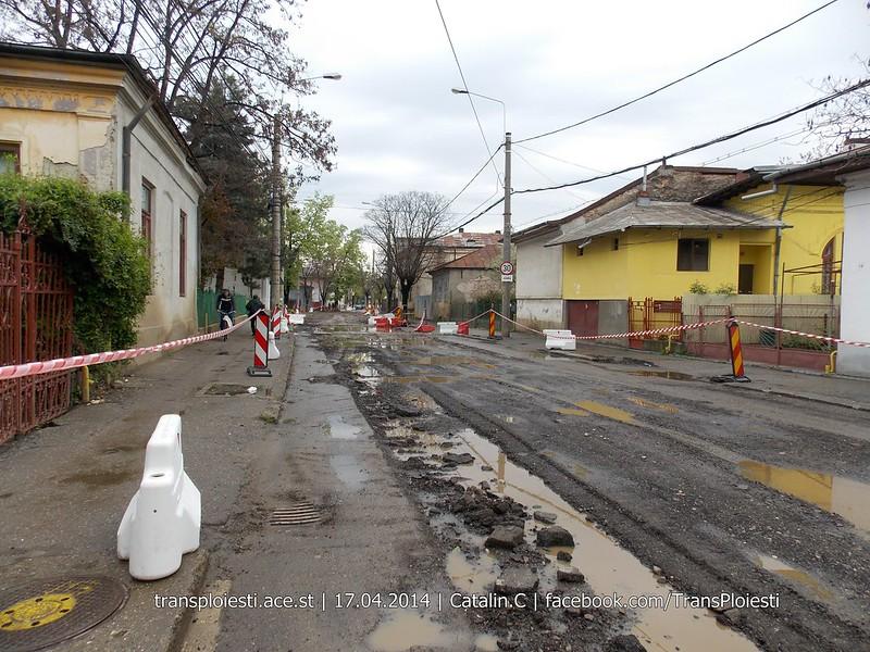 Traseul 101, etapa II: Intersecție Candiano Popescu ( zona BCR ) - Gara de Sud 13892619776_591aef28a9_c