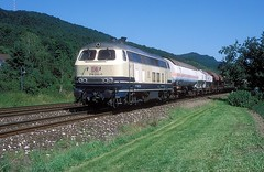 DB  218 202  bis  218 225