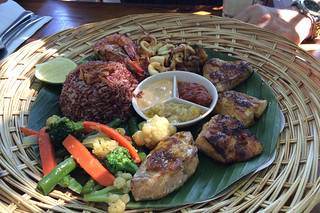 Bali -Combination plate