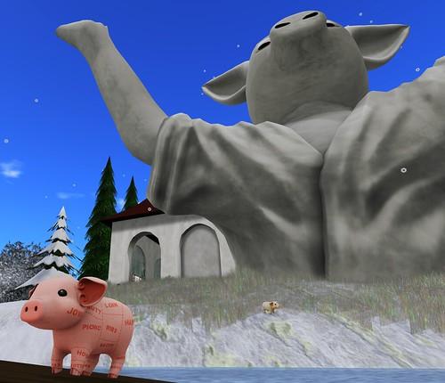a pig for Pig