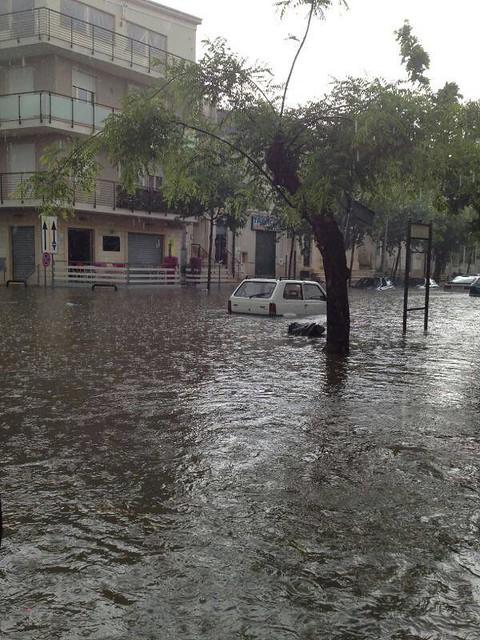 alluvione acquaviva foto di alessandro longo