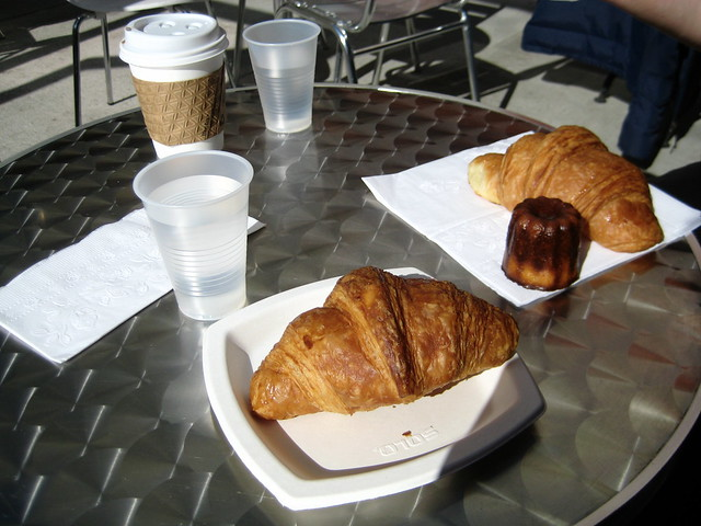 Croissant from Dominique Ansel