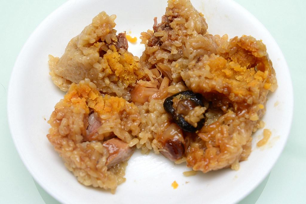 南門市場立家 - 金華鮑魚干貝南部粽