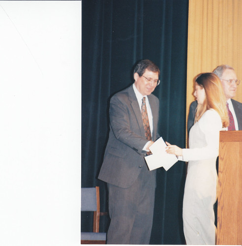 1991 Dr Jay D Platte-awards