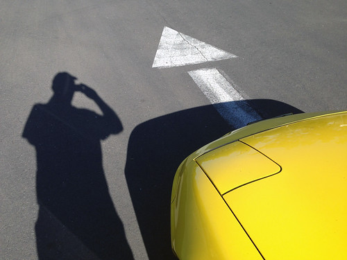 yellow car and the arrow of time