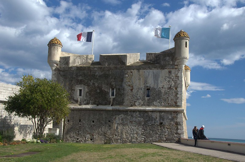 Museu Bastion Jean Cocteau, Menton, França