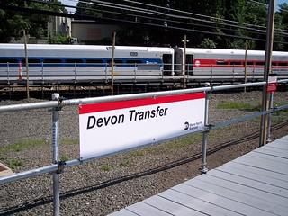 Devon Transfer