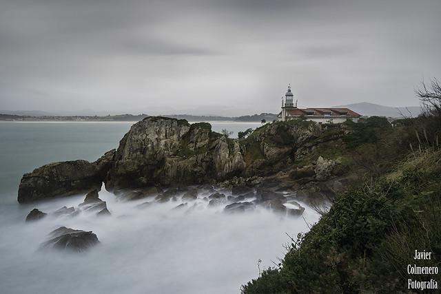 Faro de la Punta de la Cerda.
