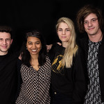 Fri, 03/03/2017 - 4:04pm - London Grammar Live in Studio A, 3.3.17 Photographer: Sarah Burns