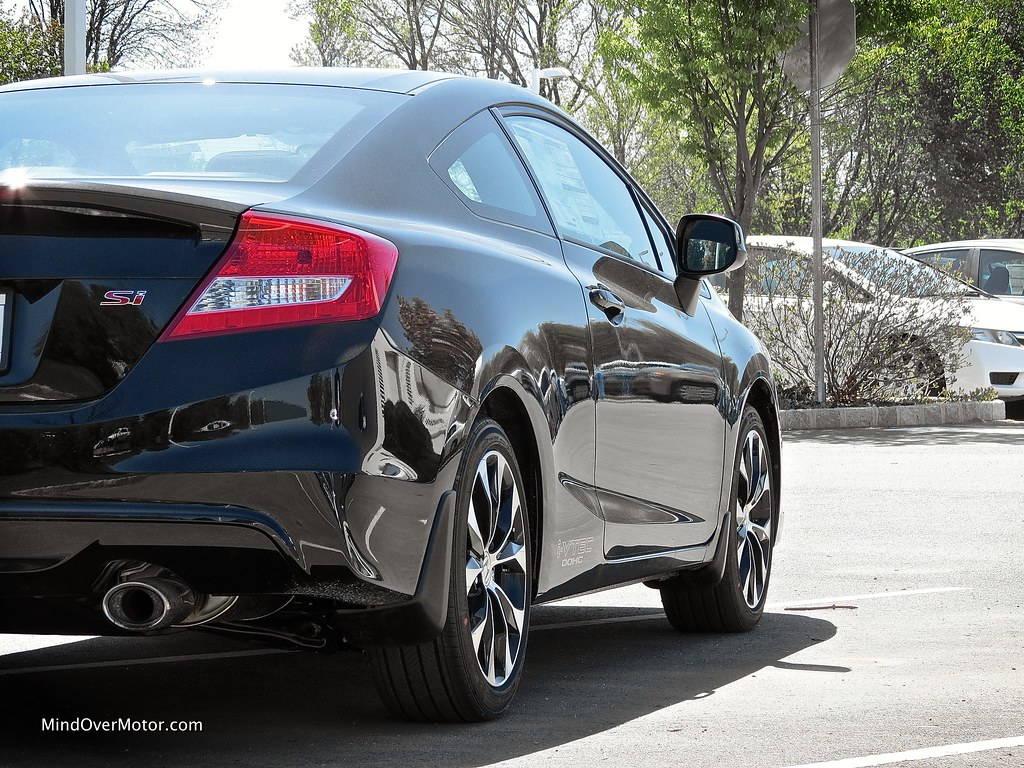 2013 Honda Civic Si Coupe ...