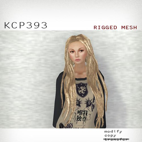 booN KCP393 hair