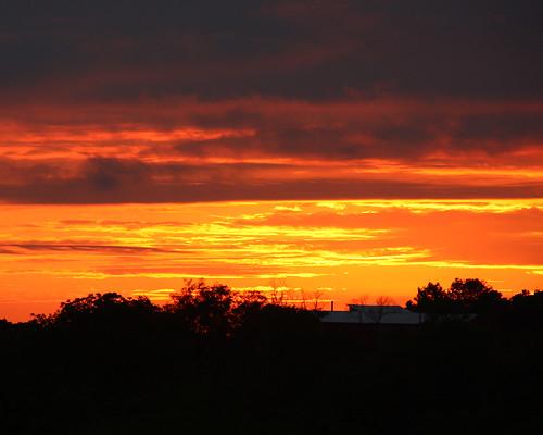 Pretty June Sunset