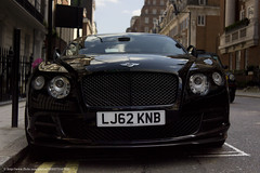 wheel(0.0), automobile(1.0), automotive exterior(1.0), bentley continental supersports(1.0), vehicle(1.0), performance car(1.0), automotive design(1.0), bentley continental gtc(1.0), bentley continental flying spur(1.0), bentley continental gt(1.0), bumper(1.0), land vehicle(1.0), luxury vehicle(1.0), bentley(1.0),
