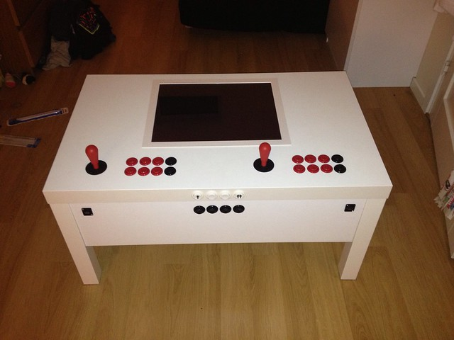 My arcade table