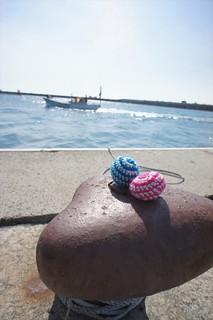 International Yarnbombing Day 2013