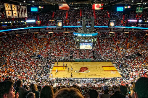 American Airlines Arena Miami Fl My Humble
