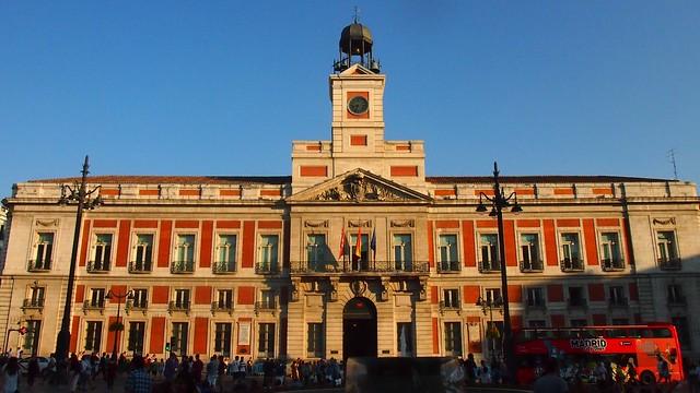 Puerta Del Sol - Post Office