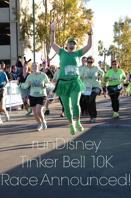 runDisney Tinker Bell 10K Announced