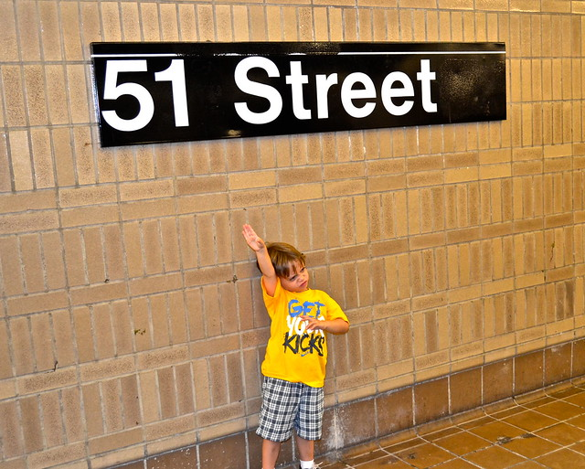nyc subway system