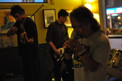 Damo Suzuki and The Band Whose Name Is A Symbol at Pressed