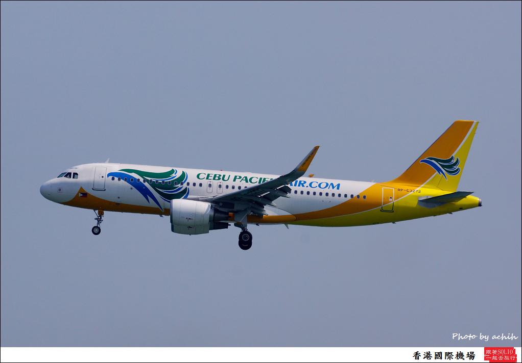 Cebu Pacific Air RP-C3272-001