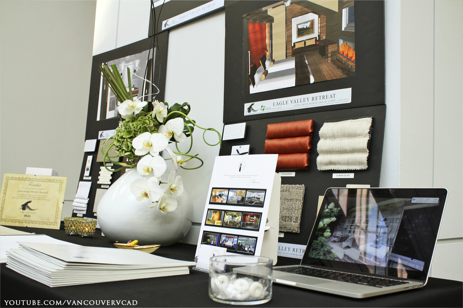 interior design student portfolio ideas