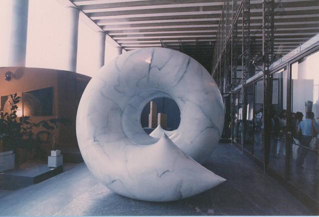 1986 Undicesima Quadriennale,  Roma