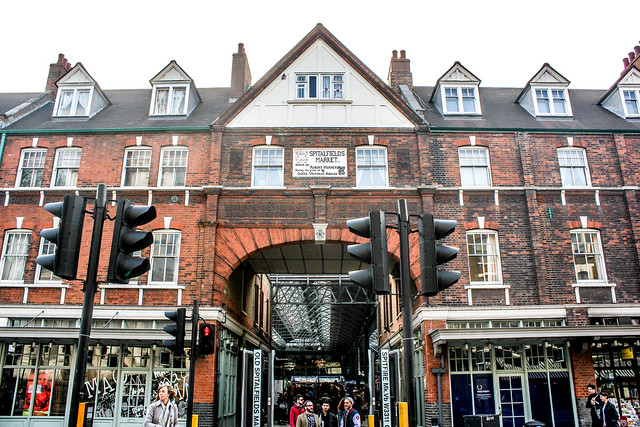 Old Spitalfields Market de Londres