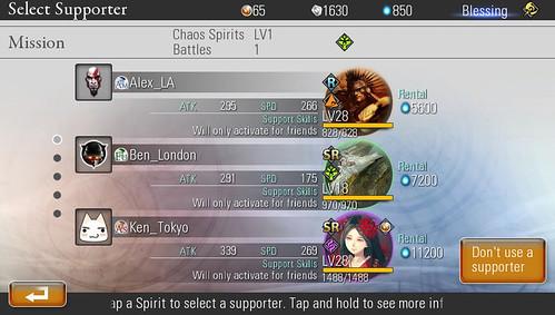 Destiny of Spirits on PS Vita