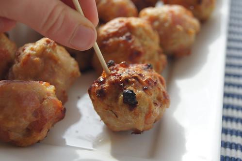 Gluten Free Meatballs DSC02295