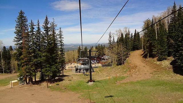 Arizona Snowbowl summer