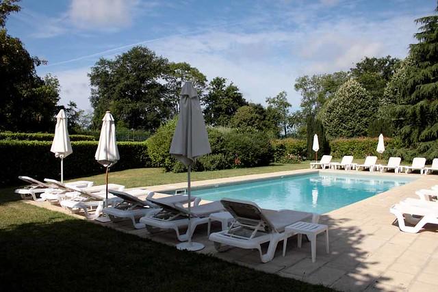 Chateau de Villiers le Mahieu #piscine