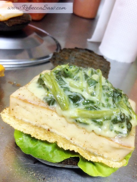 TOFU BURGER - myburgerlab seapark PJ-003
