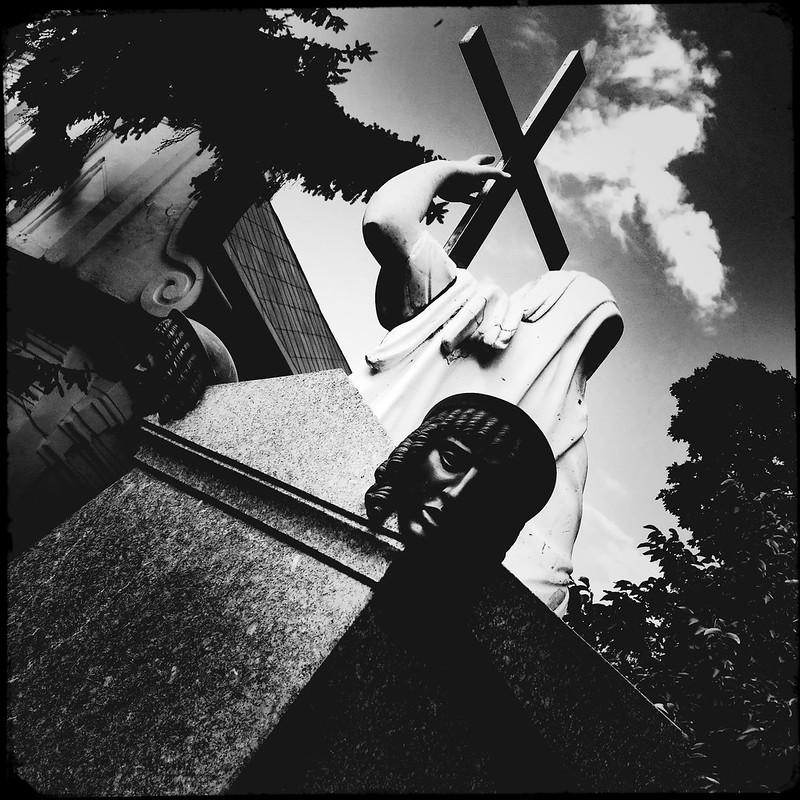 «Крест, Бокал и Печаль» (Cross, Glass and Grief) ver.3