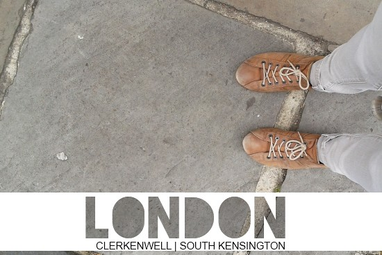 London Teil 4 (Clerkenwell + South Kensington)